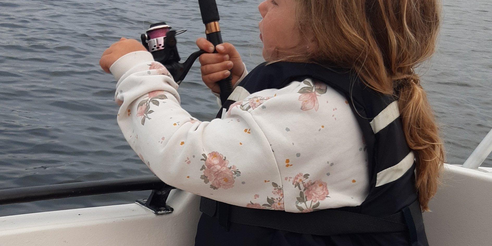 Jakter Prinsefisk 💕